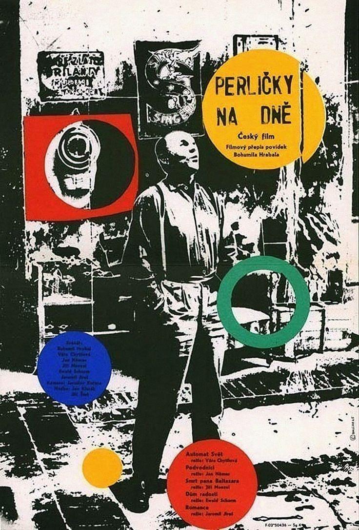 Jiri Balcar, one of the first Czech artists to embrace Pop Art.