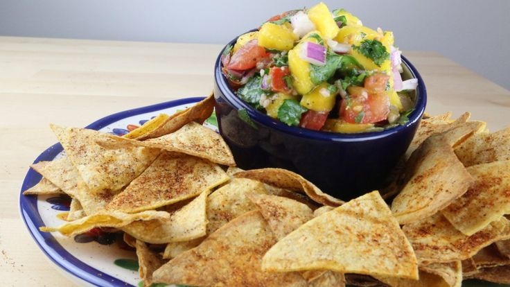 Make Your Own Baked Tortilla Chips With This Easy Recipe