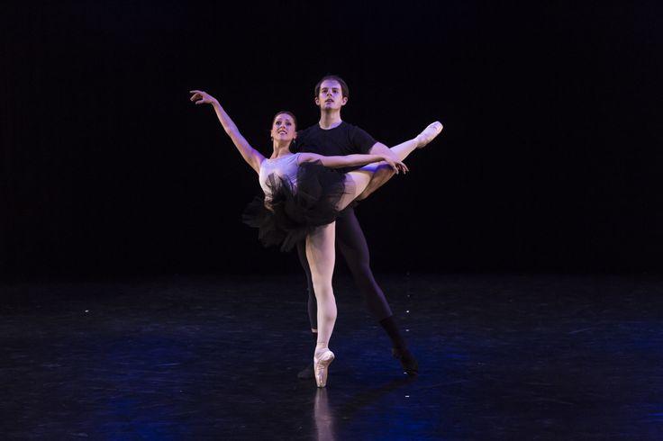 Queensland Ballet's Tara Schaufuss and Shane Weurthner Photo Christian Tiger