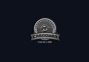 Logo de el caradura bar ubicado en la Condesa