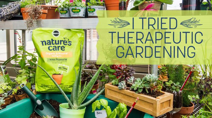 I Spent A Day Doing Gardening Therapy And Here S What I Learned