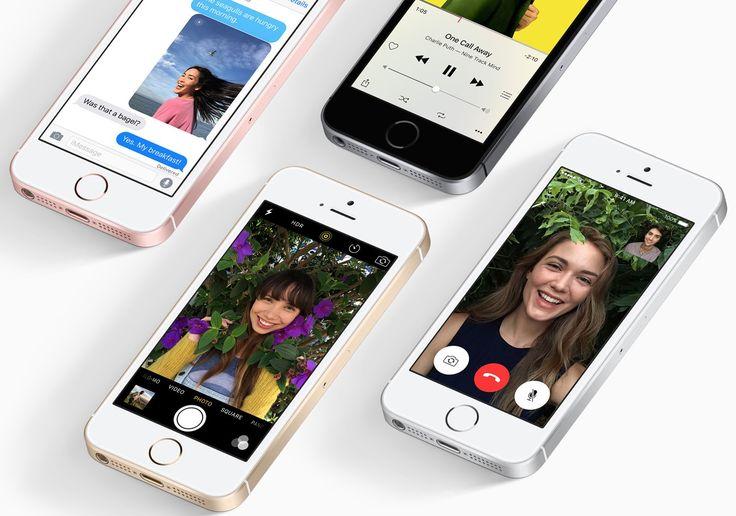 iPhone SE disponibil acum la precomanda