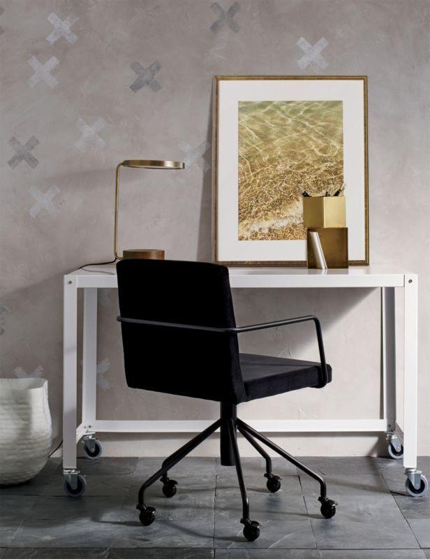 Rouka Black Velvet Office Chair Reviews Home Decor Home Decor