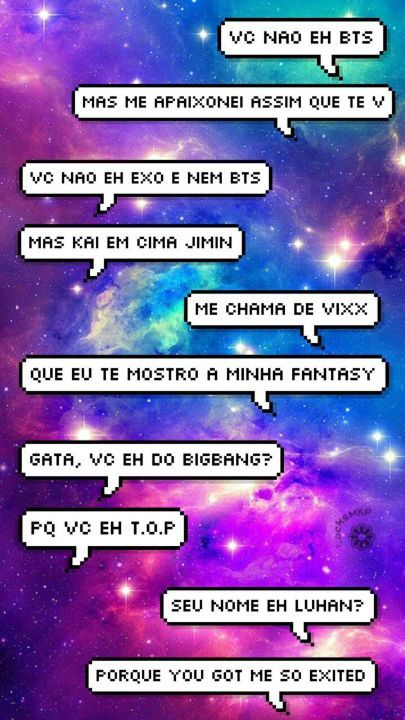 Anotando todas para os crush do K-pop!