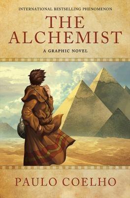 The alchemist a graphic novel written by Paulo Coelho adapted by Derek Ruiz
