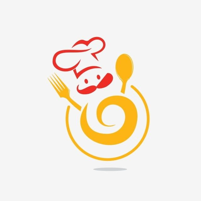 Abstract Baker Bakery Bar Brand Business Cake Cap Chef Company Concept Cook Cooking Corporate Creative C Kitchen Logo Vector Logo Design Restaurant Logo Design