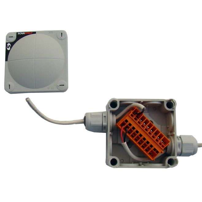 Scanstrut Deluxe Junction Box - IP66 - 10 Fast-Fit Terminals [SB-8-10]