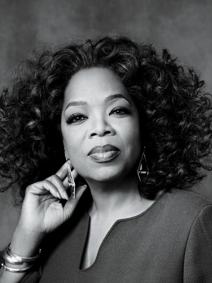 Oprah Winfrey More