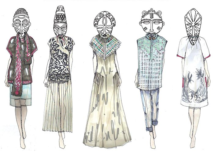 Shenkar for California fashion designers directory