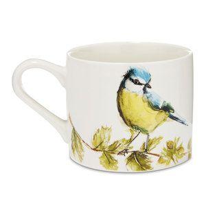 British Birds Blue Tit Mug @lauraashleyuk