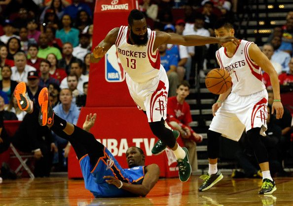NBA Betting Lines: Oklahoma City Thunder at Houston Rockets, Vegas Odds and Bet on Sports, Nov 2nd 2015