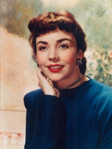 Jennifer Jones (March 2, 1919 – December 17, 2009) -  http://en.wikipedia.org/wiki/Jennifer_Jones