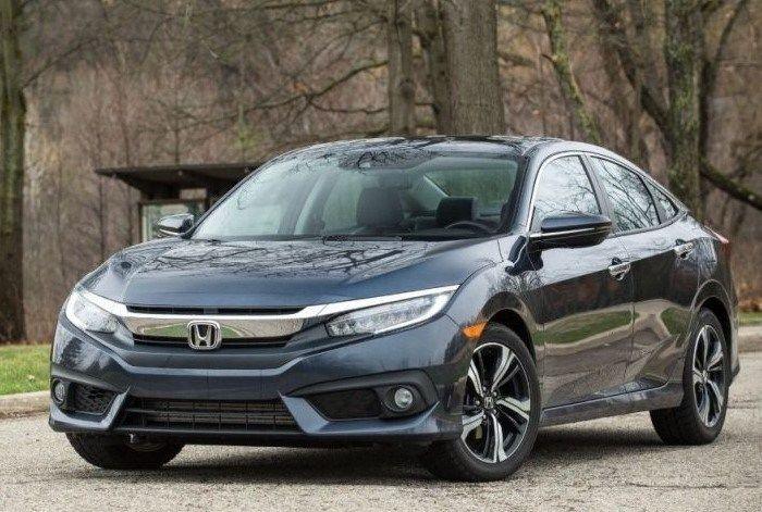 2020 Honda Civic Sedan Spy Shots Release Date Price Car New Trend