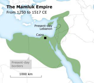 Mamluk Empire 1250-1517