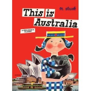 This is Australia picture book.