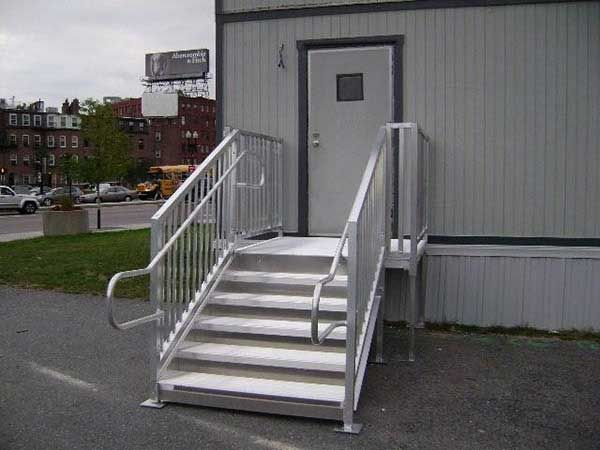 7 best modular wheelchair ramps for homes images on for Ada modular homes