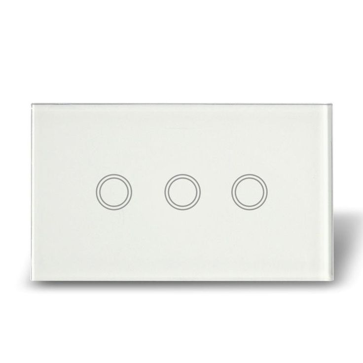 Now available at Home Lighting Hub 3 Gang 1 Way Mode... visit us now for more http://www.homelightinghub.com.au/products/3-gang-1-way-modern-blue-led-touch-light-switch?utm_campaign=social_autopilot&utm_source=pin&utm_medium=pin