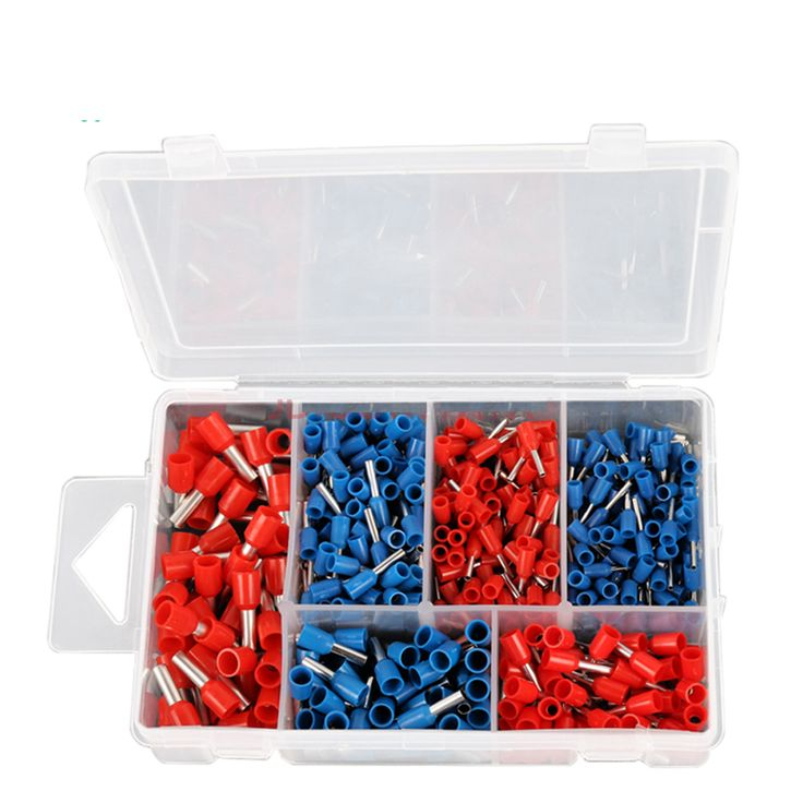 $14.98 (Buy here: https://alitems.com/g/1e8d114494ebda23ff8b16525dc3e8/?i=5&ulp=https%3A%2F%2Fwww.aliexpress.com%2Fitem%2F450pc-Electrical-Ferrule-Type-Cable-Terminals-Connectors-Assortment-Kit-5-Values-AWG12-22%2F32617869289.html ) 450pc Electrical Ferrule Type Cable Terminals Connectors Assortment Kit 5 Values AWG12 - 22 for just $14.98