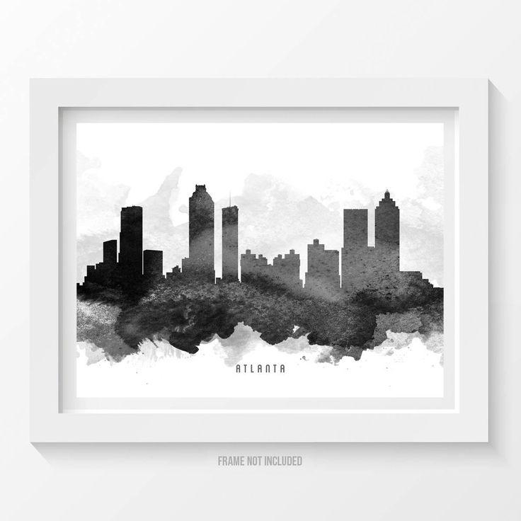 best 25+ atlanta art ideas on pinterest | atlanta skyline, visit