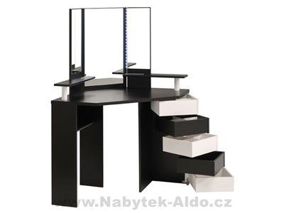 Dětský toaletní stolek pro holky Volage 7345COIF