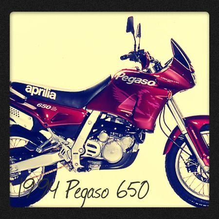 1994 #Aprilia Pegaso 650