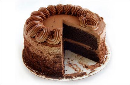 Easy Chocolate Cake Recipe | How to Make Chocolate Cake | Just Easy Recipes