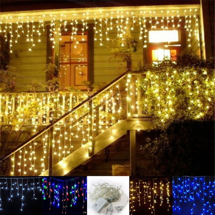 12 best led fancy lights for party decoration images on pinterest cheap light for buy quality lights for home directly from china lights ornamental suppliers tronzo christmas tree led light ornament multicolor icicle junglespirit Images