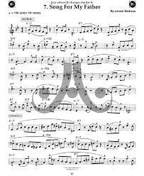 Image result for tenor sax jazz sheet music