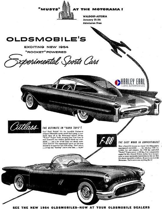85 best 1954 olds 88
