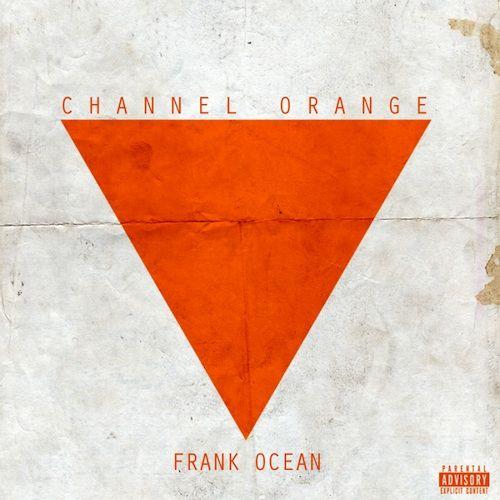 Channel Orange album - Frank Ocean
