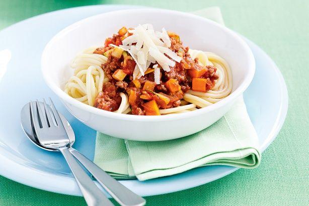Spaghetti Bolognaise Recipe - Taste.com.au