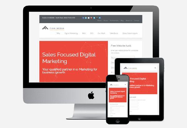 Finn Media Digital Marketing www.finnmedia.ie