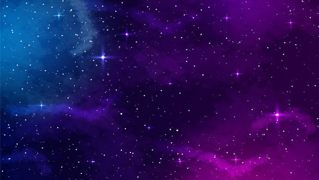 Space Background With Abstract Shape And Stars Space Backgrounds Abstract Shapes Galaxy Background