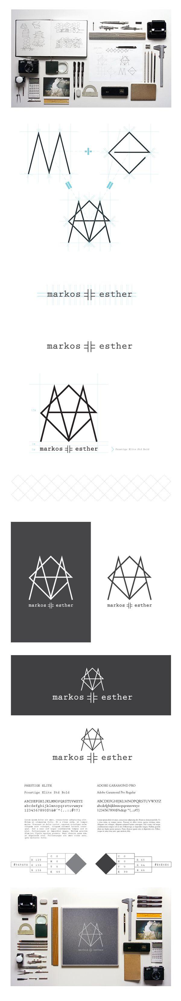 Markos-Esther - Design Studio by markos-esther , via Behance