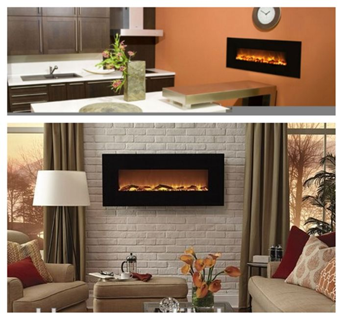 Free shipping to  Israel G-01 decorative fake frame electric fireplace