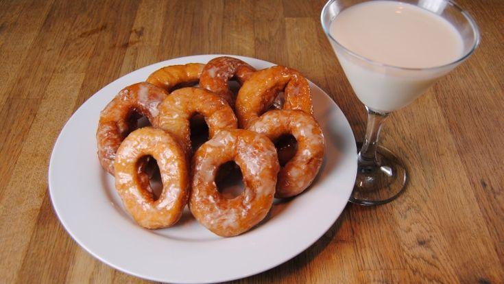 Recette de beignes à la Krispy Kreme maison - Montruc.ca