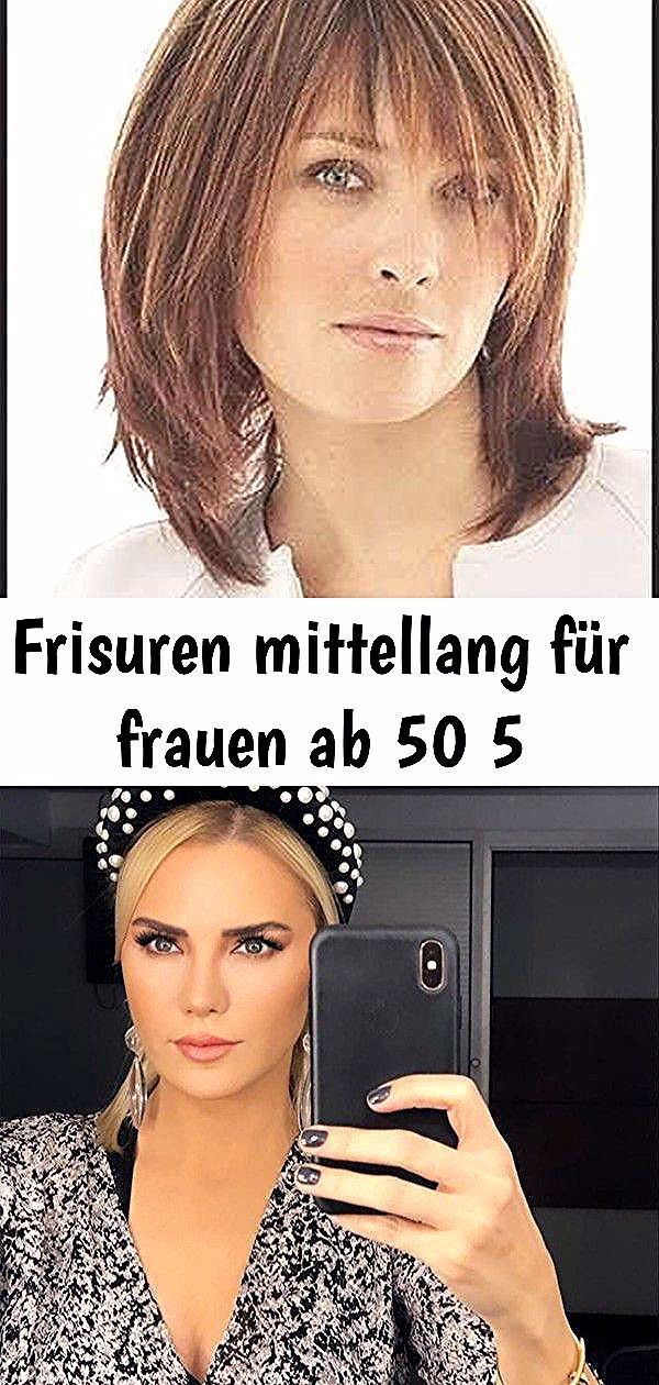 Frisuren Halblang Gestuft Ab 50 Wellen Schulterlang Modische Frisuren Fur Fraue Frisuren Halblang Gestuf In 2020 Shoulder Length Womens Hairstyles Hair Styles