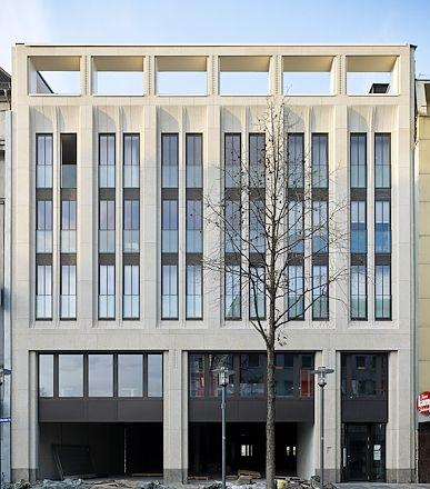 HAUS DAHM - HILMER SATTLER ARCHITEKTEN
