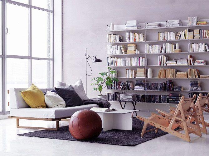 Bookshelves ideas
