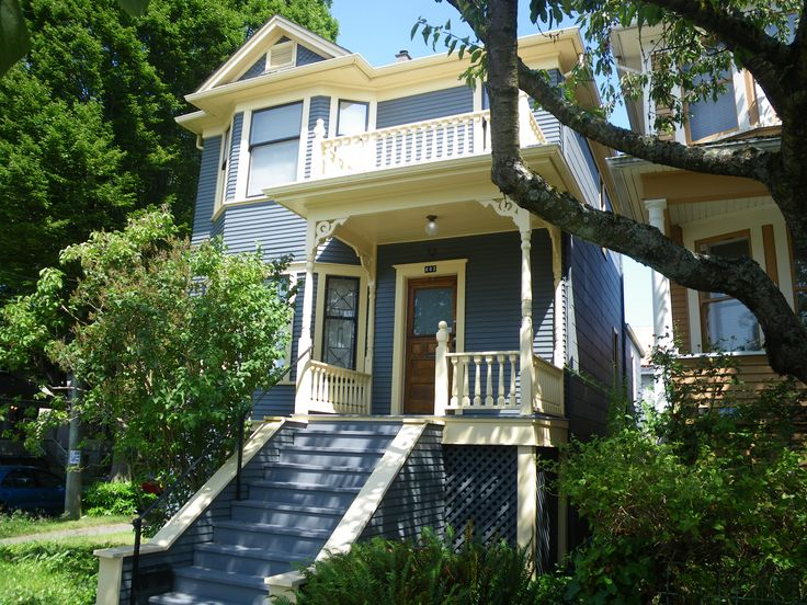 112 best House Painting images on Pinterest | Exterior houses ...