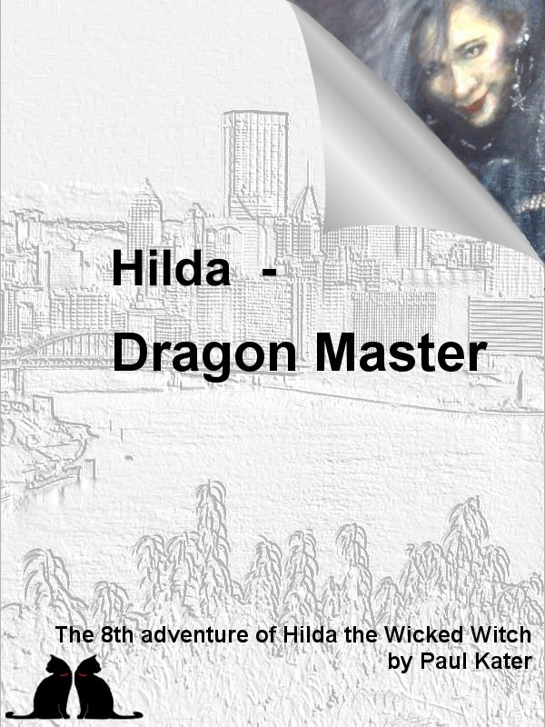 Book 8 of the series around Hilda the Wicked Witch, Hilda and William are called in to help solve a theft. This, of course, takes our magical couple into quite an adventure again.