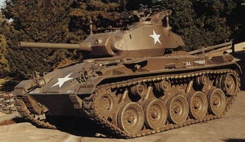 M24  (Chaffee)