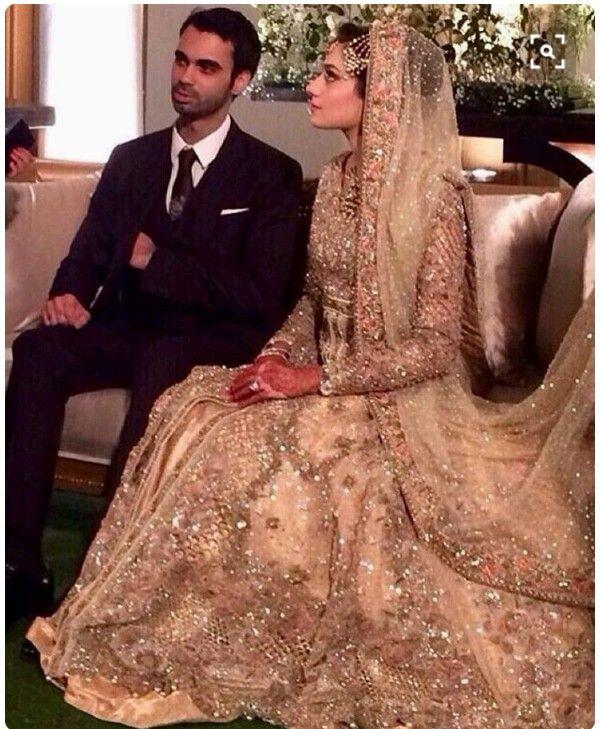 #pakistani #wedding #dress by #Elan