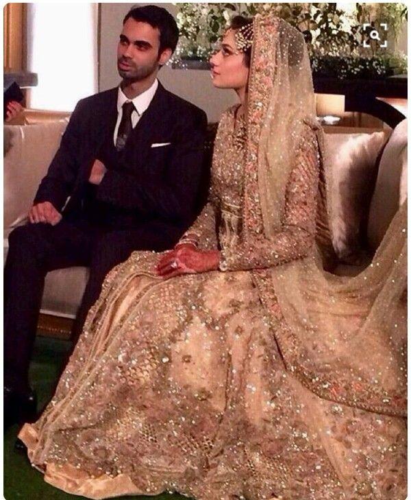 #pakistani #wedding #dress by #Elan