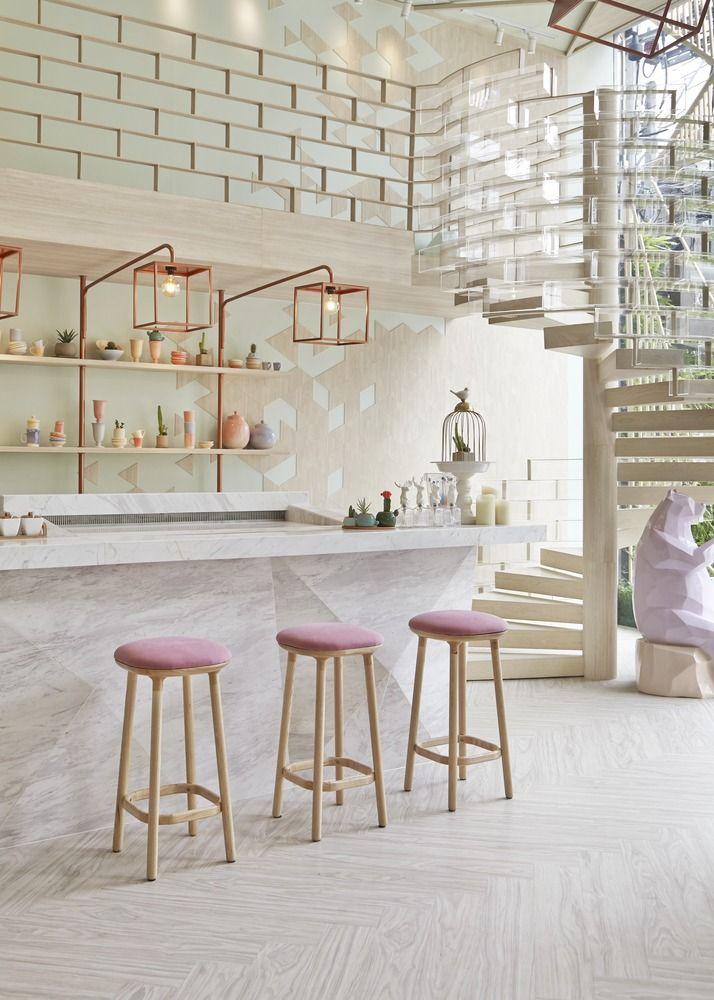 2016 Restaurant & Bar Design Awards Announced,Shugaa (Bangkok, Thailand) / Party Space Design. Image Courtesy of The Restaurant & Bar Design Awards