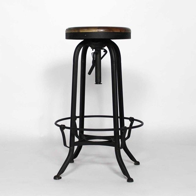 25+ best ideas about tabouret de bar metal on pinterest | tabouret ... - Chaise De Bar Metal