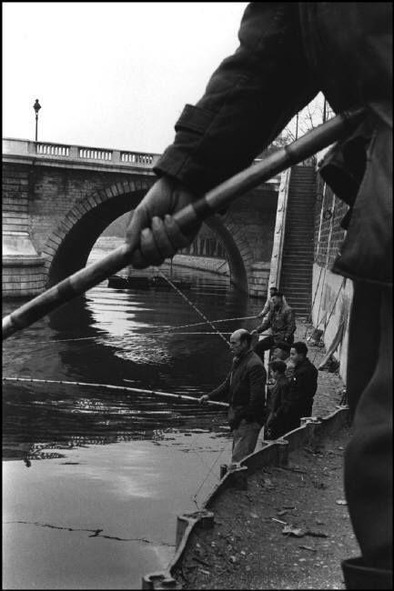 Sergio Larrain - Paris, 1959.
