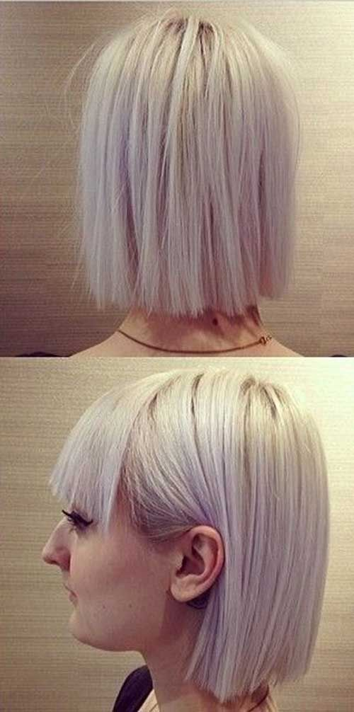 30 Most Attractive Short Hairstyles for Thin Hair ...