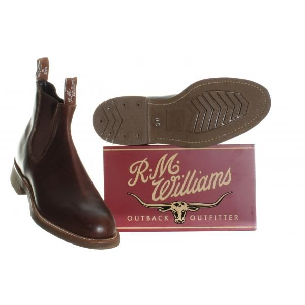 Shop RM Williams at Country House Outdoor: www.countryhouseoutdoor.co.uk