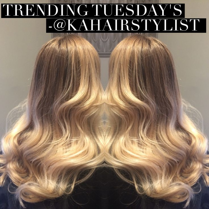 Today's #trendingtuesday  is #hairpainting. Created by me, on one of my many gorgeous clients! Find me @studiofontanato 400 Wellington st. 416-921-9888 #studiofontana #hairstylist #hair #kingwest #kahairstylist #kahair #goldwell #silklift #bestblondes #besthairday #besthairsalonstoronto #blondehair #toronto #torontohair #canadiancolorist